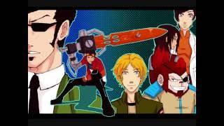 Cartoons as Anime #8