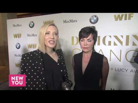 Cate Blanchett and Hylda Queally Interview at Women in Film Awards