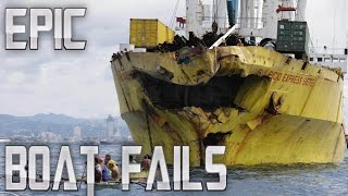 Ultimate Big Boat Fails Compilation 2016 || WinFail Compilations