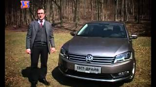 New VW Passat B7 Test Drive.flv