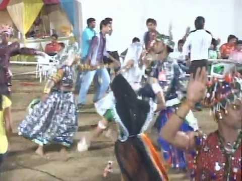 Gujarati Garba Songs Live Devji Thakor - Rina Joshi Lions Club...