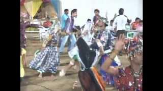 Gujarati Garba Songs Live Devji Thakor - Rina Joshi Lions Club Kalol 2012 - Day 9 - Part - 09