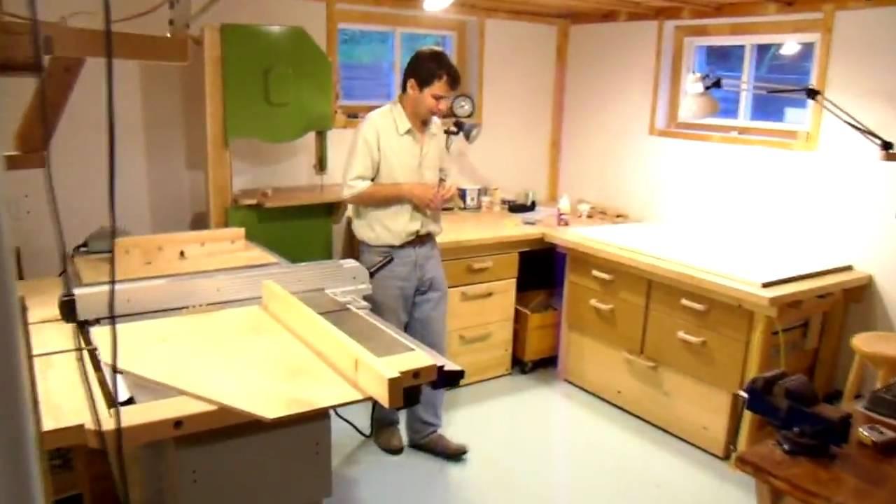 wood workshops
