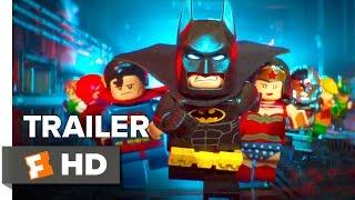 The Lego Batman Movie Official 'Batcave' Teaser Trailer 1 (2017) - Will Arnett Movie HD