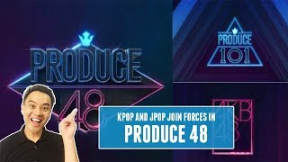 Download Lagu K-pop and J-pop join forces - Produce48 & the AKB48 model Gratis STAFABAND