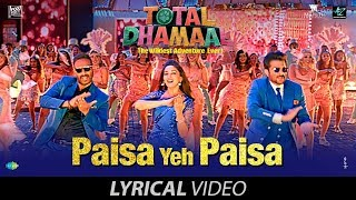 Dev Negi Paisa Yeh Paisa From Total Dhamaal