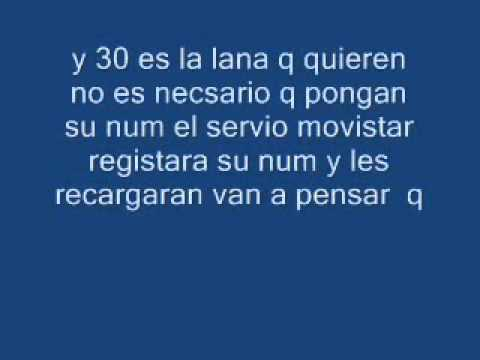 saldo gratis movistar Mexico