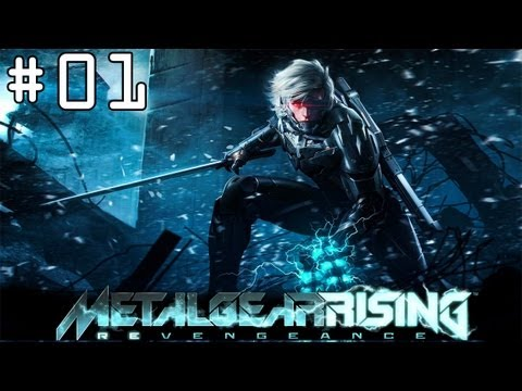 Metal Gear Rising : Revengeance - Walkthrough / Gameplay #01