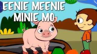 download lagu Eeny Meeny Miny Moe  Nursery Rhyme With  gratis