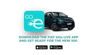 New 500 | Fiat GOe LIVE: the advantages of electric driving - Concessionario Ladiauto - Media - Video