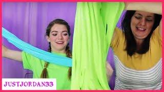 Most Watched DIY Slime videos 2018 Part 1 / JustJordan33