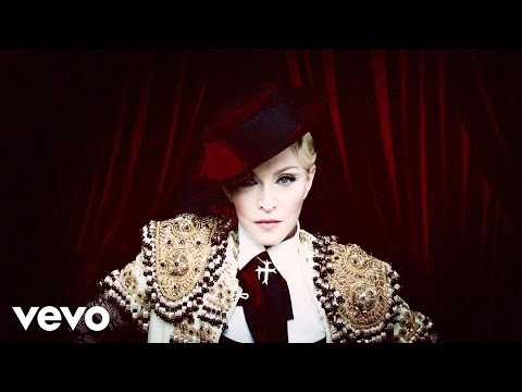 Madonna - Living For Love video