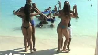 Curacao Salsa Tour 2007 - Learn to Dance Bachata on the Beach