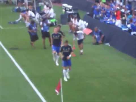 Fernando Torres' Training Session