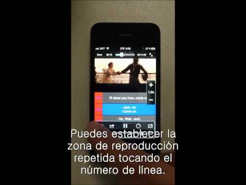 Replayer Demo Digest(Subtítulos en español) : iPhone iPad Video Player