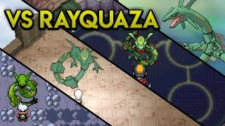 Evolution of Rayquaza Battles (2003 - 2017)