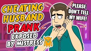 Cheating Husband EXPOSED by Mistress