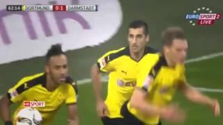 Borussia Dortmund vs Darmstadt Highlights 27. 09. 2015