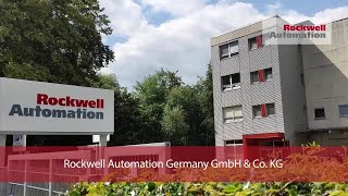 Rockwell Automation TechED 2017 Demo:  Smart Manufacturing