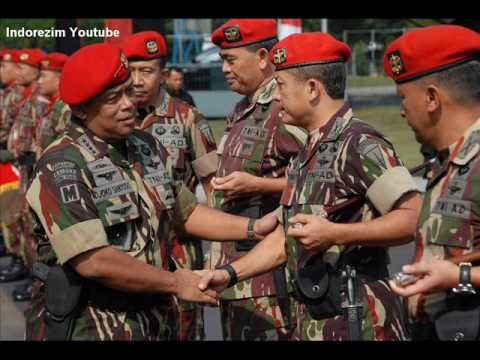 Indonesia TNI #12 Kopassus