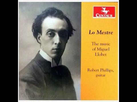 El Mestre, by Miguel Llobet