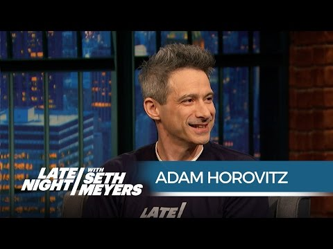 Adam Horovitz: Vin Diesel Was Never a Beastie Boys Back-Up Dancer - Late Night with Seth Meyers