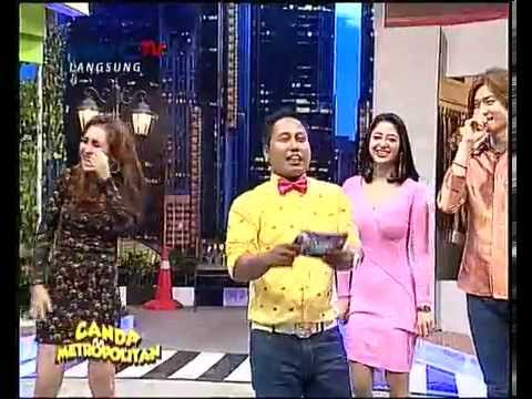 Ayu Ting Ting Digodain Dede - Canda Metropolitan (17/9)