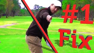 BEST GOLF LESSON | Fix Every Flaw w/ 1 Key (Slice, Hook, Chunk, & More)