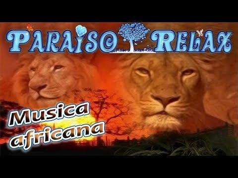 SABANA AFRICANA, MUSICA RELAX AFRICANA, RELAJANTE, RELAXING MUSIC PR