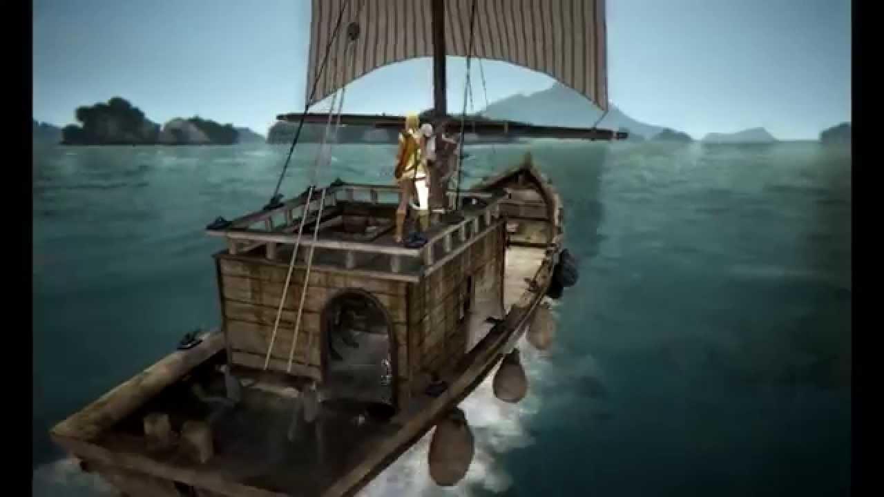лодка в black desert online