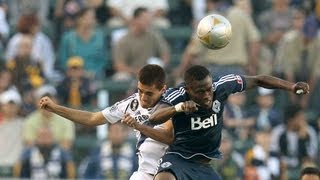 HIGHLIGHTS: LA Galaxy vs Vancouver Whitecaps