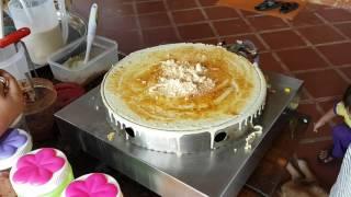 Phearum FooD | Amazing moon cake at Koh Sdach, Koh Kong, Cambodia