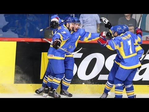 Ukraine vs. Great Britain - 2016 IIHF Ice Hockey World Championship Division I Group B