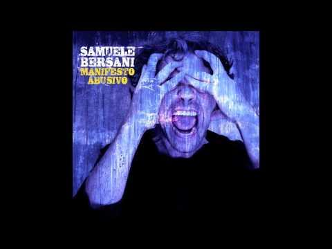 Samuele Bersani  – A Bologna (canzone d'amore)