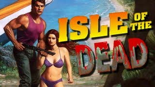 LGR - Isle of the Dead - DOS PC Game Review