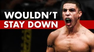 10 Fighters Who Wouldn't Stay Down