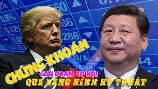 Phân tích kỹ thuật chứng khoán tuần 20.5-24.5 và chiến tranh thương mại Trung Mỹ | Chứng Khoán Việt