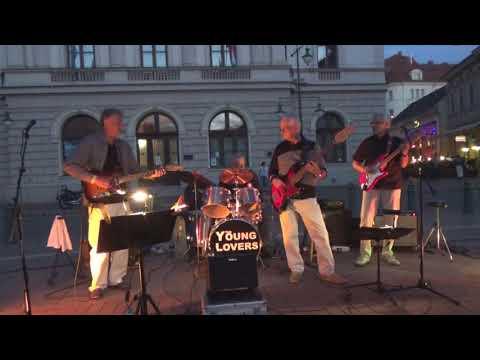 The Young Lovers zenekar   koncert részletek   2020 09 02  Szeged
