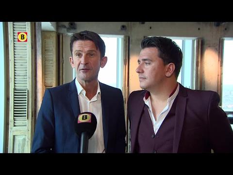 Jan Smit en Cornald Maas: 'Het moet een verhaal hebben'