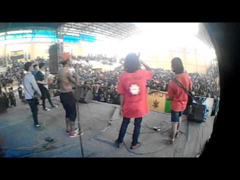 GODONG IJO (Java Reggae Beat) - NURANI BERBICARA (Tony Q  Ft Vicky [BURGERKILL] COVER)