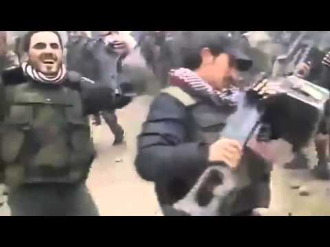 Syrian Arab Army Rap - The brave SAA fights 4 years ago against foreign backed terrorists but look!