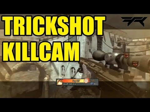 Trickshot Killcam # 650 | MW3 Killcam | Freestyle Replay