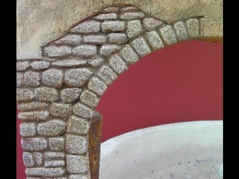 Diese erstaunliche entdeckung - Imitacion piedra para paredes ...