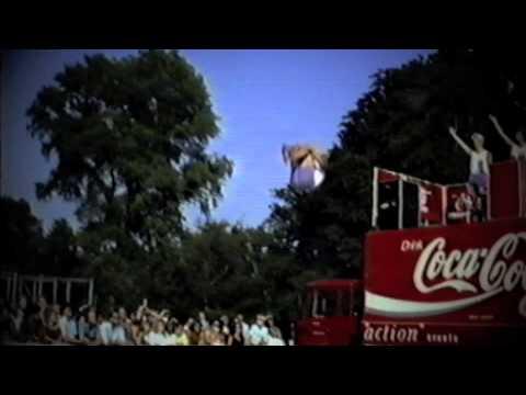 Promotion Tour: Coca-Cola Trampoline Acrobatic Show