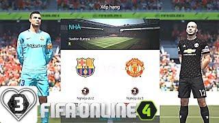FIFA ONLINE 4:  I LOVE NGÀY ĐẦU TIÊN XẾP HẠNG FO4 VIỆT NAM BỊ NGẬM TỎI SML [ShopAccFO4.com]