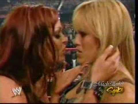 Christy Hemme Kisses Lillian!!!;) Video