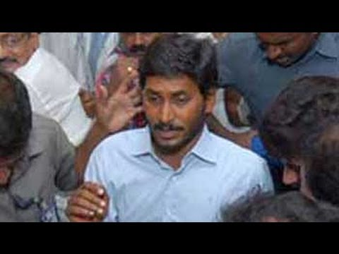 'Tainted' ministers stay but Jagan stays in jail