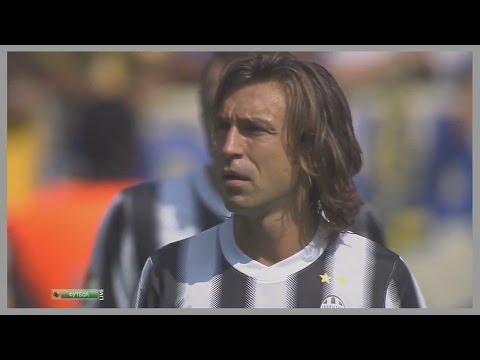 Andrea Pirlo vs Parma (Home) [Debut for Juventus] 11/09/2011   HD