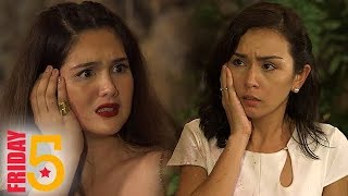 Friday 5: Trending confrontations of Daniela and Romina that made us all tuned-in to Kadenang Ginto