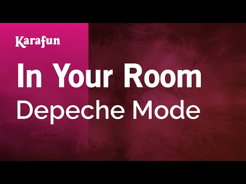 Karaoke In Your Room - Depeche Mode *